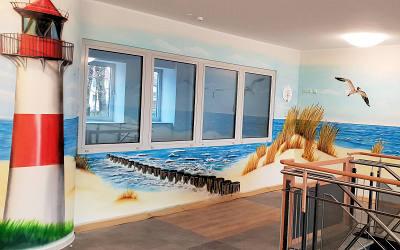 Atelier Siefert Künstlerische Wandmalerei