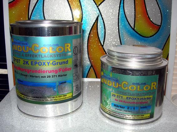 INDU-COLOR® Effektlack-Manufaktur